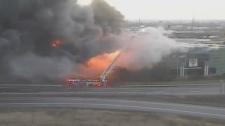 Burlington Fire