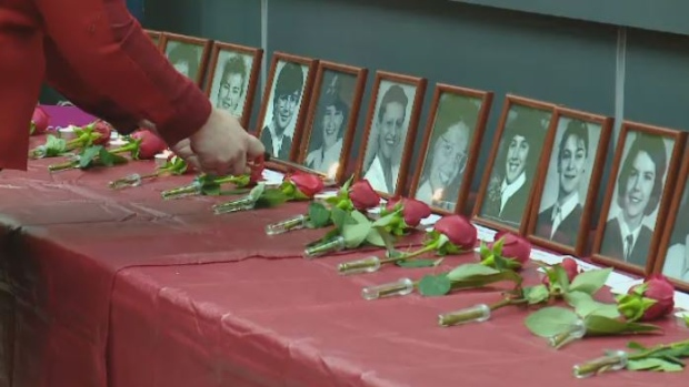 Montreal marks anniversary of 1989 École polytechnique shootings