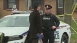 CTV London: Suspect arrested