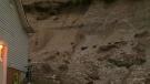 Landslide prompts public safety alert