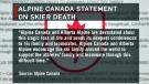 Alpine Canada - Max Burkhart death