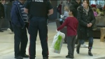 Kids get a shopping spree with Winnipeg police