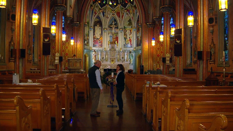 Historian Blair Beed explains how St. Patrick's Church survived the Halifax Explosion of 1917 and then helped the survivors.