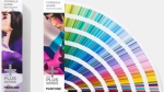 A Pantone paint swatch is seen in this undated image. (Pantone)