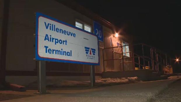 Villeneuve Airport