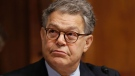 In this Sept. 20, 2017, file photo, Sen. Al Franken, D-Minn., listens during a hearing on Capitol Hill in Washington. (AP Photo/Alex Brandon, File)