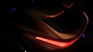 2018 Lexus LF-1 Limitless Teaser Concept 01