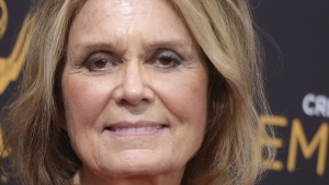 Gloria Steinem in 2016