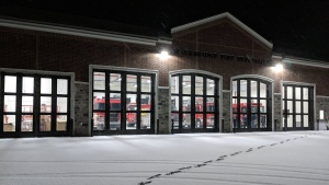 Bracebridge emergency hub