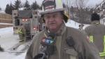 Sudbury Fire Service Platoon Chief George Lalonde