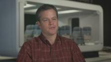 Matt Damon in Downsizing