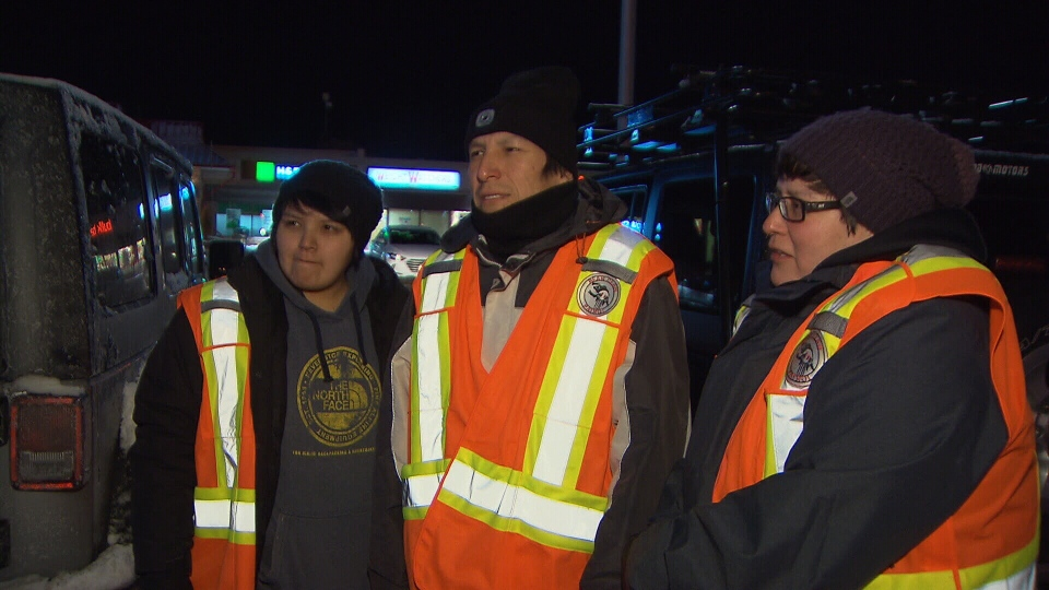 Each member of the Thunder Bay Bear Clan Patrol says they've faced discrimination on the streets.