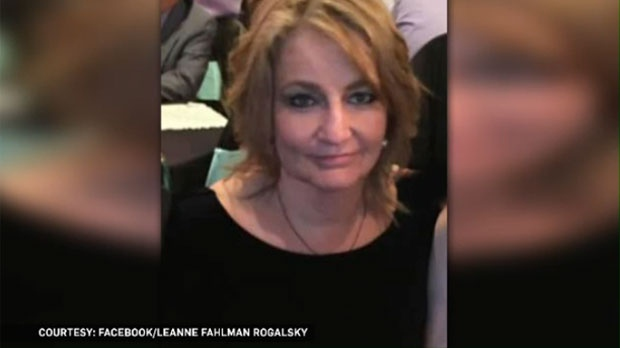 Undated photograph of Leanne Rogalsky, the pharmacist accused of stealing more that 33,000 pills from a store in Okotoks (Facebook)