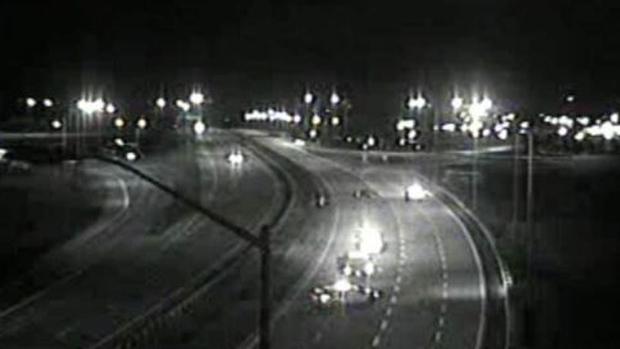 Highway 174 closed after crash