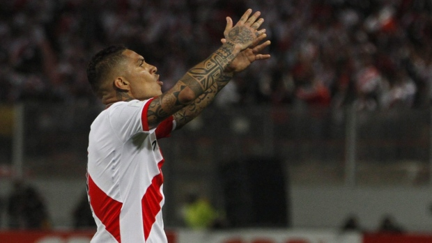 Peru's Guerrero given one-year suspension
