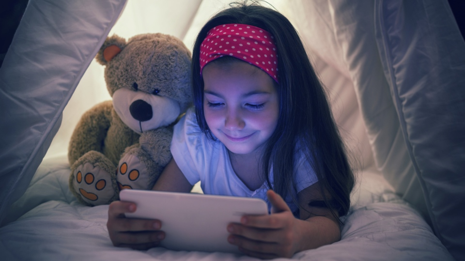 Study Finds Many Kds With Delays Need >> Screen Time Linked To Learning Delays In Young Children New Study