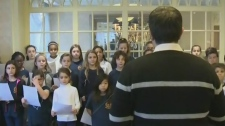 CTV Montreal: Roslyn School takes show on the road