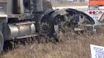 Oshawa crash