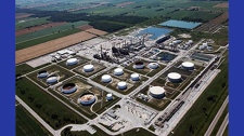 Nova Chemicals facilities in Sarnia-Lambton