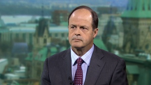 Former chief of defence staff Tom Lawson on CTV's Question Period.