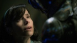"This image released by Fox Searchlight Pictures shows Sally Hawkins, left, and Doug Jones in a scene from the film ""The Shape of Water."" Guillermo del Toro's Cold War fantasy tale is the leading nominee at the Critics' Choice Awards. It received 14 nominations, including for best picture, best actress for Sally Hawkins and best director for del Toro. (Kerry Hayes/Fox Searchlight Pictures via AP)"