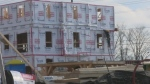 Number of new homes spike in Barrie