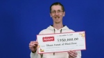 Blind River man wins big with instant lottery tick