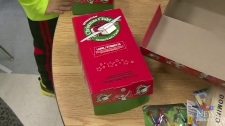 Public schools to stop shoebox charity support