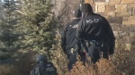 Suspects in custody following standoff in SW