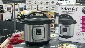 Instant Pot appliance becomes Christmas gift craze