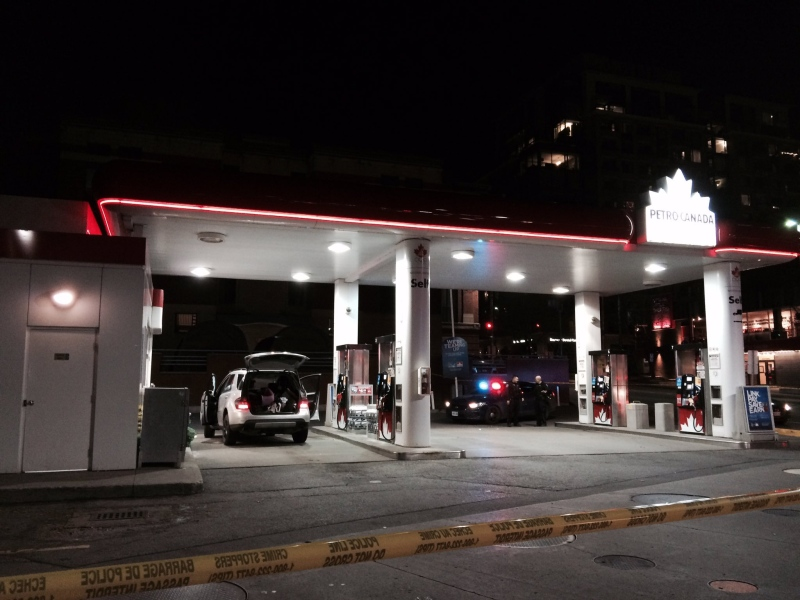Ottawa Police are investigating after a man was found with gunshot wounds in the Rideau and King Edward area Friday night.