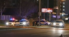 The woman was struck near Fairview.