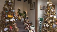 CTV National News: Christmas tree house