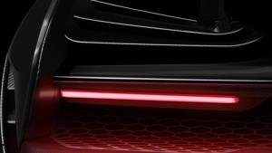 The next McLaren Ultimate Series car will debut online on Dec. 10. (© McLaren Automotive)