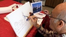 CTV National News: Art therapy for Alzheimer's