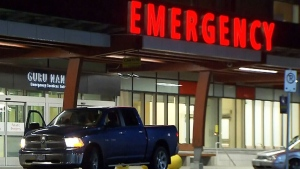 CTV News Channel: Dozens rushed to hospital