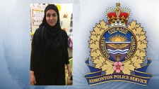 Nadia Atwi, 32, was last seen in northeast Edmonton on Friday, December 8, 2017.