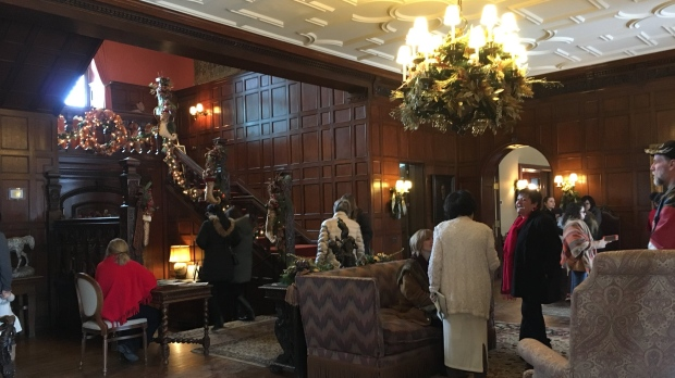 Willistead Manor Tours