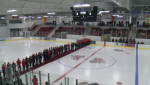 Grand opening of the Steve Kerr Memorial Complex in Listowel. (Dec. 9, 2017)