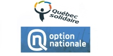 Quebec Solidaire, Option Nationale merge