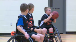Wheelchair basketball resumes in Saskatoon