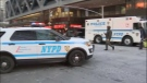 Explosion reported in NYC near Times Square