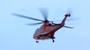 Woman killed, kids hurt in Peterborough crash