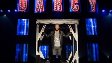 Canadian Darcy Oake's magical career