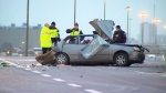 One dead in Highway 401 crash in Etobicoke