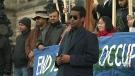 palestine rally legislature