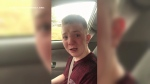 Keaton Jones talks about being bullied.