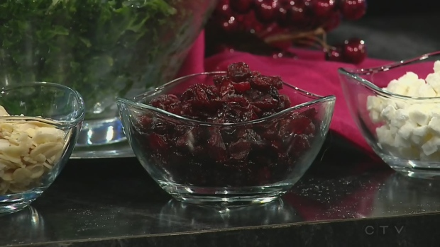 Cranberries a festive fruit with benefits