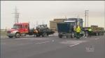 Highway 401,crash,