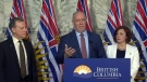 Horgan says Site C dam will be completed